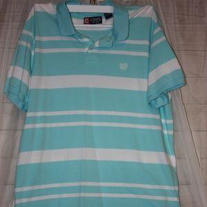 {Chaps} Men's Polo Tee Shirt